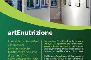 artEnutrizione amplia le competenze